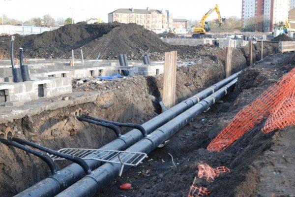 Наружние сети водоотведения